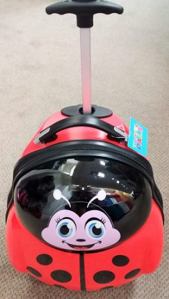 What is the best luggage for kids