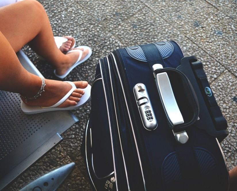 clean your suitcase regularly after use