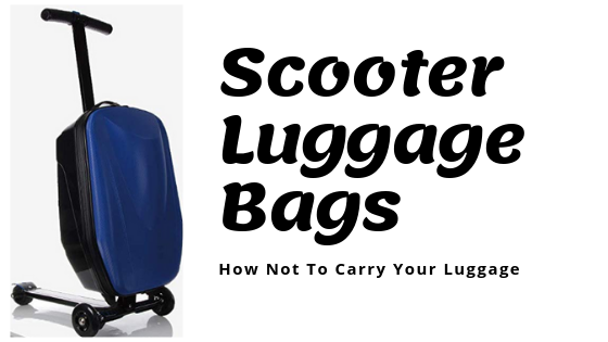 Scooter Luggage Bags
