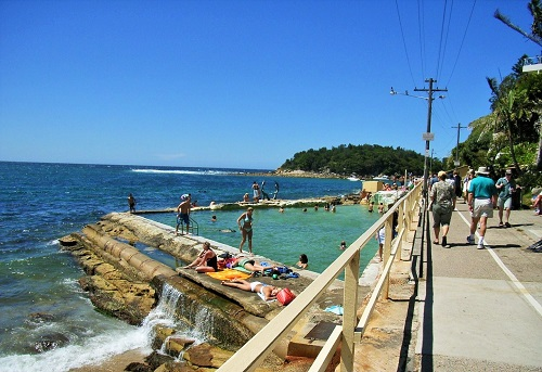 Manly Rock Pool