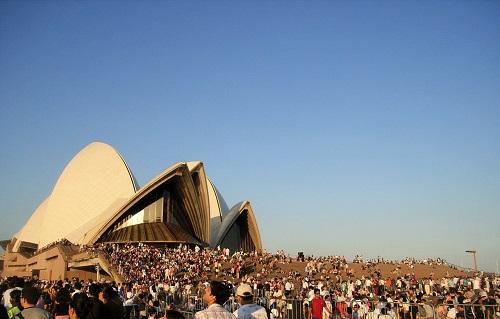 Opera House NYE