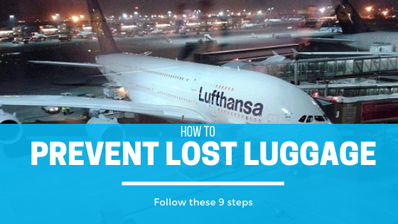 How To Prevent Lost Luggage