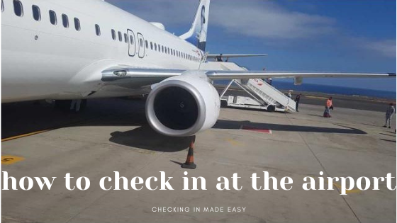 How To Check In At The Airport